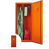 Sanitätsschrank K Orange leer 1120 x 490 x 200 mm preisvergleich bei billige-tabletten.eu