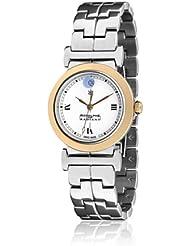Radiant 72047 - Reloj de Caballero plata/blanco