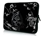 Luxburg® Design Laptoptasche Notebooktasche Sleeve für
