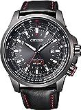 Citizen Uomo Watch Eco-Drive Promaster GMT Japan Guarda BJ7076-00E