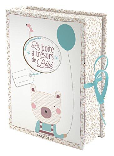 La boîte à trésors de mon bébé
