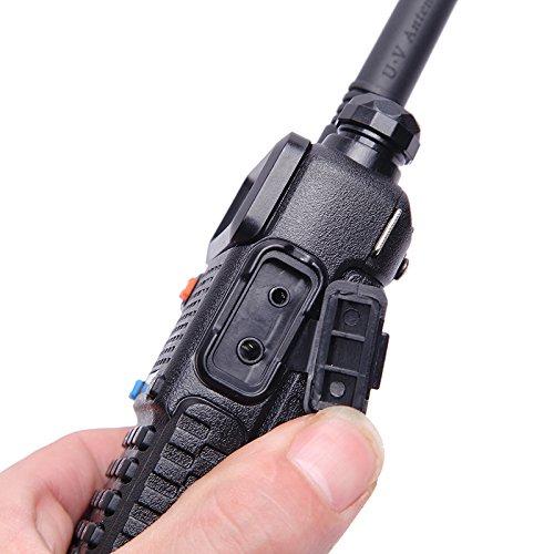ZUZU UV-5R Walkie Talkie bf uv5r cb Radio Handheld Langstrecken Comunicador Sender Transceiver Zwei-Wege-Radio+ Headset