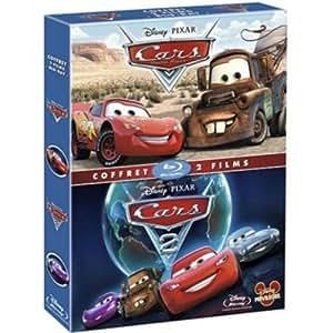 Coffret cars + cars 2 [Edizione: Francia]