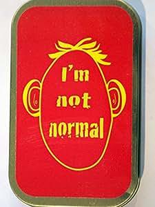 Scharnier, I'm not normal &, 56 g Tabak, inkl. Zigarettenrollmaschine/Zigarettenpapier