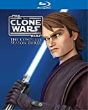 Star Wars The Clone Wars - Season 3 [BLU-RAY]