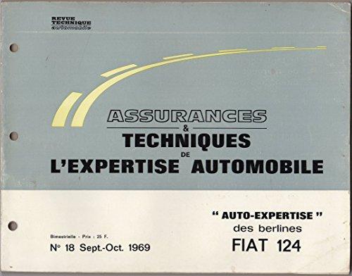 ASSURANCES ET TECHNIQUES DE L'EXPERTISE AUTOMOBILE