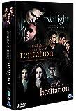 Twilight - Chapitre 1 : Fascination + Chapitre 2 : Tentation + Chapitre 3 : Hésitation [Édition Limitée]