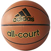 Adidas All-Court Prep Ball Basketball Pelota, Unisex Adulto, marrón (bbanat), 7