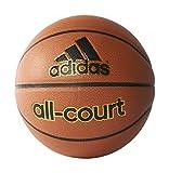adidas X35859 Ballon de Basketball Mixte Adulte, Natural, Taille : 5