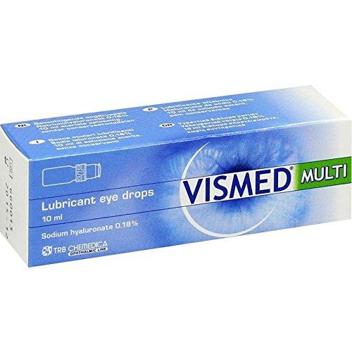 Vismed Multi Augentropfen 10 ml