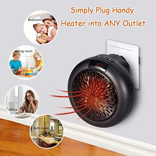 Mini Heater portátil Calentador - Estufa Eléctrica