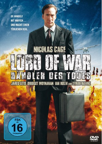 MGM Home Entertainment GmbH (dt.) Lord of War - Händler des Todes