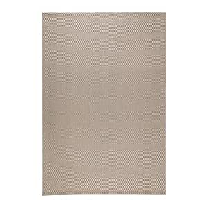 ikea morum tapis tiss plat beige 200x300 cm cuisine maison. Black Bedroom Furniture Sets. Home Design Ideas