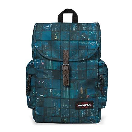 Eastpak Austin, Zaino Casual Unisex, Blu (Navy Filter), 18 liters, Taglia Unica (42 centimeters)