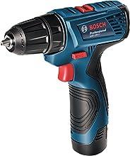 Bosch Professional Cordless Drill and Driver - GSR 120-LI,Blue