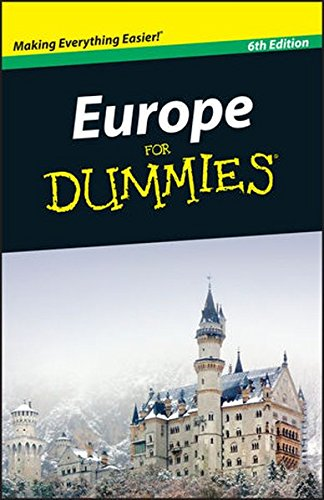 europe-for-dummies-for-dummies-travel
