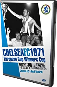 Chelsea v Real Madrid - 1971 Cup Winners' Cup Replay [DVD]