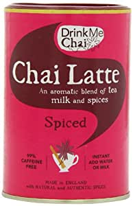 Drink Me Chai Spiced Chai Latte 250 g (Pack of 6)