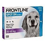 Boehringer Ingelheim Vetmedica Frontline Spot on Hund 40 3 STK
