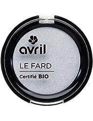 Avril Fard à Paupières Certifié Bio Gris Perle Irisé 2,5 g