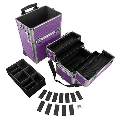 lieferadresse deutschland amazon schweiz anndora aluminium koffer 2 rad trolley 60 l. Black Bedroom Furniture Sets. Home Design Ideas