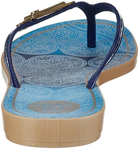 Grendha Paixao Thong Fem, Tongs Femmes Bleu