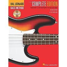 Hal Leonard Bass Method Complete Edition + 3CDs