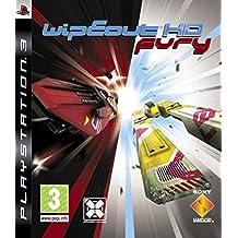Sony Wipeout HD Fury PlayStation 3 vídeo - Juego (PlayStation 3, Racing, E10 + (Everyone 10 +))