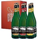 Le Bon Vin French Cidre Gift Selection 75 cl (Case of 6)