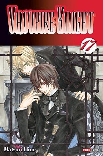 Vampire Knight Tome 17 par Matsuri Hino