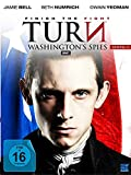 DVD Cover 'Turn - Washington's Spies - Staffel 4 [4 DVDs]