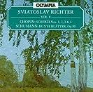 vol. 8: Chopin: Scherzi, Schumann: Bunte Blatter