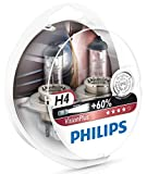 Philips 12342VPS2 VisionPlus +60% H4...