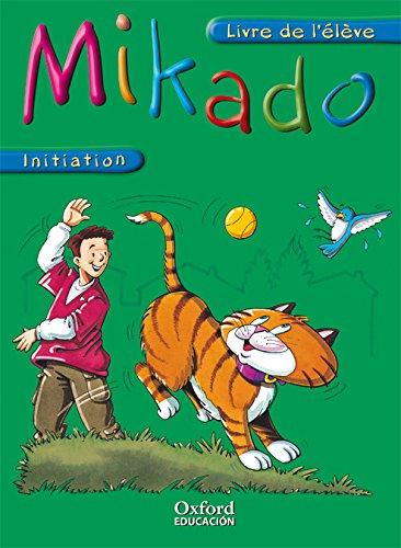 Mikado Initiation: Pack (Livre de l'Élève + Multi-ROM) - 9788467341478