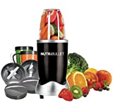 Best Countertop Blenders - Nutribullet 600W 0.7L Counter-Top Blender- Black Review