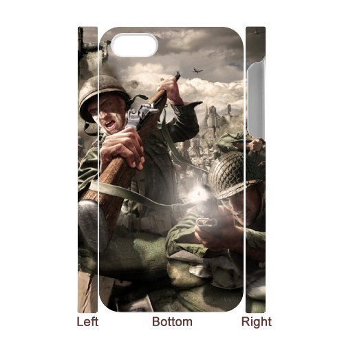 LP-LG Phone Case Of Call Of Duty For Iphone 5C [Pattern-6] Pattern-1