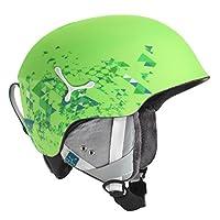 Cebe Suspense Deluxe Ski Helmet (Matte Green)Description:The Suspense deluxe ski helmet is a beautiful ski helmet from popular ski accessory manufacturer Cebe. The Suspense is a lightweight helmet that has a quick release chinstrap to make it...