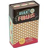 NATIVES Etui à Paquet de Cigarettes - Avant Je fumais Porte-Cigarettes, 10 cm,...
