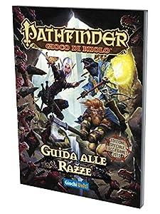 Giochi Uniti Juegos Unidos Pathfinder: guía A Las Razas,, gu3144