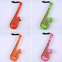 JWBOSS Inflatable Sax Saxophone Blow Up Hen/Stag Fancy Dress Party Musical Instrument toys kids interesting original des