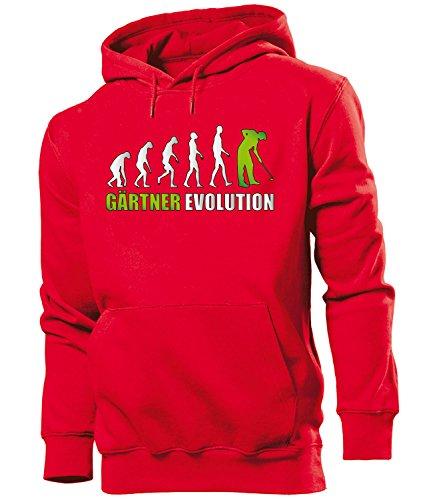 GÄRTNER EVOLUTION 4571(HKP-R-Weiss-Grün) Gr. XL