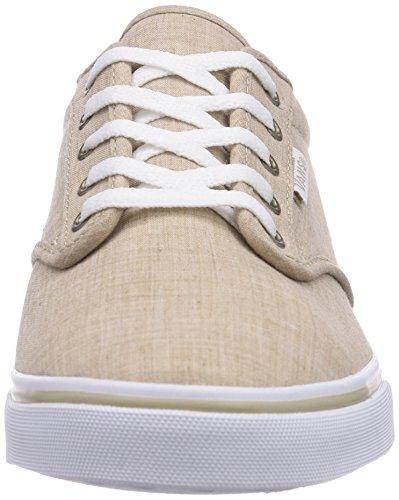 Vans - Atwood, Sneaker basse Donna Beige (Beige ((Linen) safari/ ...