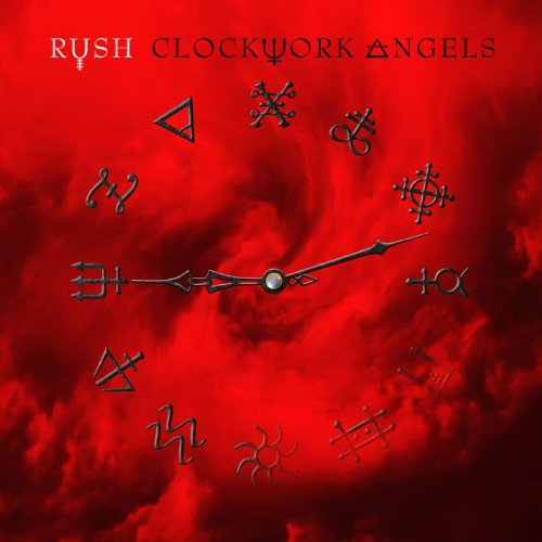 Rush: Clockwork Angels (Audio CD)