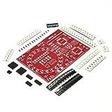 Gikfun EK1885 - Kit de soldador de habilidad para soldar SMD SMT NE555 CD4017