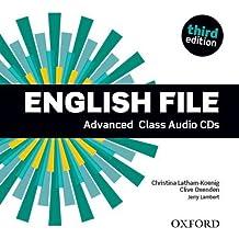 English File: Advanced. Class Audio CDs (English File Third Edition)