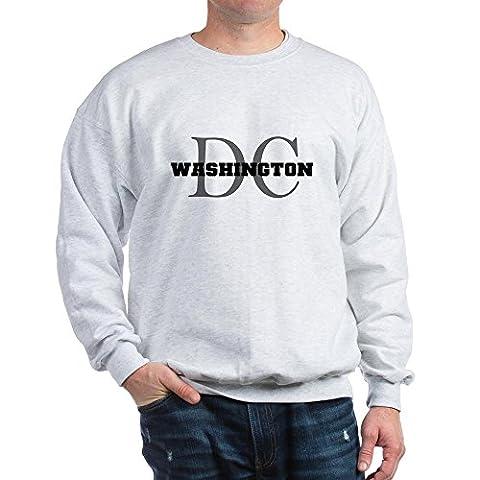 CafePress - Washington Thru DC - Classic Crew Neck Sweatshirt