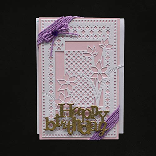 Berrose Blume Herz Metall Schneiden Stirbt schablonen DIY Scrapbooking Album papierkarte -DIY Papier Karte Handwerk-Dekor prägung Vogel weihnachtsmotive prägestempel stanzstempel Craft