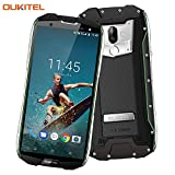 Outdoor Handy-OUKITEL WP5000 4G LTE Smartphone Ohne Vertrag ,6 GB RAM + 64GB ROM,5,7 Zoll 18:9 FHD+ Display,...