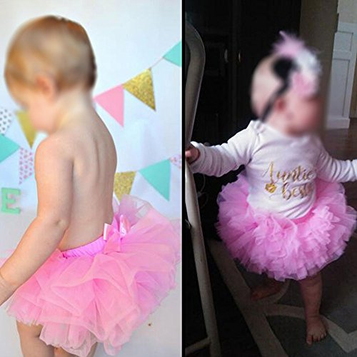 e47066927 Slowera Baby Girls Soft Tutu Skirt (Skorts) 0 To 36 Months (L  24 ...