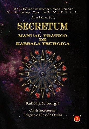 PDF Secretum Manual Pr Tico De Kabbala Te Rgica Em